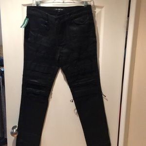 Denim - Distressed glamour jeans size 2 $100